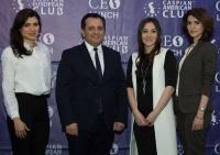 Baku hosts second CEO Lunch_94