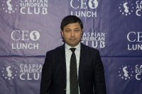 Baku hosts second CEO Lunch_97
