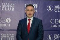 Baku hosts second CEO Lunch_98