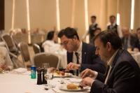 Baku hosts third CEO Lunch 19.04.2017_11
