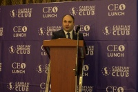 Baku hosts third CEO Lunch 19.04.2017