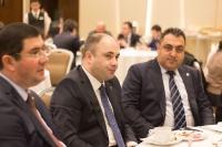Baku hosts third CEO Lunch 19.04.2017_21