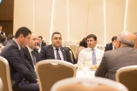 Baku hosts third CEO Lunch 19.04.2017_22
