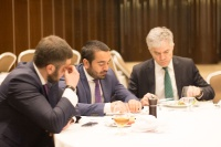 Baku hosts third CEO Lunch 19.04.2017_23