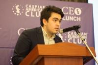 Baku hosts third CEO Lunch 19.04.2017_34