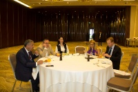 Baku hosts third CEO Lunch 19.04.2017_4