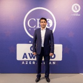 Birinci milli CEO Award Azerbaijan musabiqesi  CEO cocktail_1