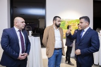 Birinci milli CEO Award Azerbaijan musabiqesi  CEO cocktail_3