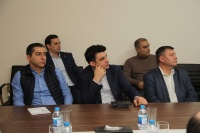 Business tour to Azerbaijan Food Safety Institute (AFSI) 17.01.2020_14