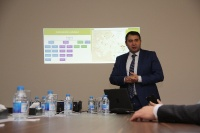 Business tour to Azerbaijan Food Safety Institute (AFSI) 17.01.2020_15