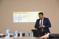 Business tour to Azerbaijan Food Safety Institute (AFSI) 17.01.2020_16