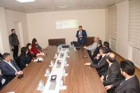 Business tour to Azerbaijan Food Safety Institute (AFSI) 17.01.2020_17