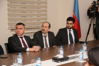 Business tour to Azerbaijan Food Safety Institute (AFSI) 17.01.2020_18