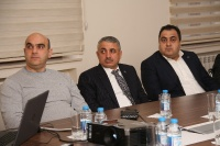 Business tour to Azerbaijan Food Safety Institute (AFSI) 17.01.2020_19
