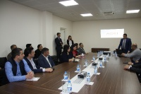 Business tour to Azerbaijan Food Safety Institute (AFSI) 17.01.2020_1
