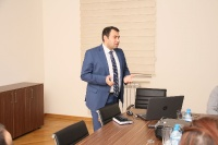 Business tour to Azerbaijan Food Safety Institute (AFSI) 17.01.2020_20