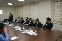 Business tour to Azerbaijan Food Safety Institute (AFSI) 17.01.2020_2