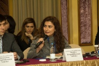Caspian Ambassadors Club's traditional round table held_100