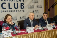 Caspian Ambassadors Club's traditional round table held_103