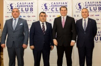 Caspian Ambassadors Club's traditional round table held_14
