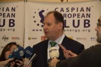 Caspian Ambassadors Club's traditional round table held_17