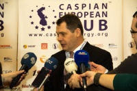 Caspian Ambassadors Club's traditional round table held_19