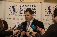 Caspian Ambassadors Club's traditional round table held_22