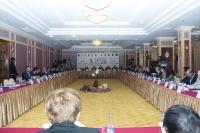 Caspian Ambassadors Club's traditional round table held_24