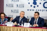 Caspian Ambassadors Club's traditional round table held_25