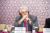 Caspian Ambassadors Club's traditional round table held_26