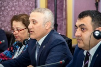 Caspian Ambassadors Club's traditional round table held_27