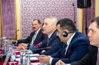Caspian Ambassadors Club's traditional round table held_28