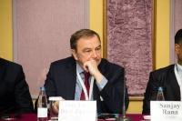 Caspian Ambassadors Club's traditional round table held_30