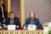 Caspian Ambassadors Club's traditional round table held_35