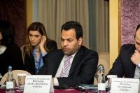 Caspian Ambassadors Club's traditional round table held_42