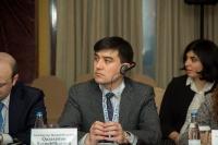 Caspian Ambassadors Club's traditional round table held_43