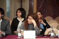 Caspian Ambassadors Club's traditional round table held_44