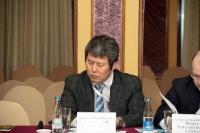 Caspian Ambassadors Club's traditional round table held_45