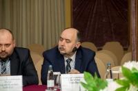 Caspian Ambassadors Club's traditional round table held_46