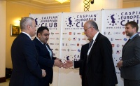 Caspian Ambassadors Club's traditional round table held_4