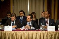Caspian Ambassadors Club's traditional round table held_50
