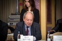 Caspian Ambassadors Club's traditional round table held_51
