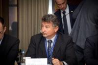 Caspian Ambassadors Club's traditional round table held_54