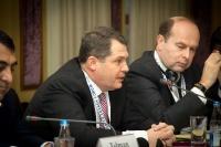 Caspian Ambassadors Club's traditional round table held_56