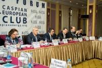 Caspian Ambassadors Club's traditional round table held_57