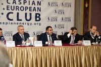 Caspian Ambassadors Club's traditional round table held_59