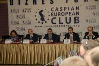 Caspian Ambassadors Club's traditional round table held_60