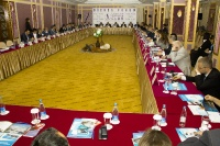 Caspian Ambassadors Club's traditional round table held_64