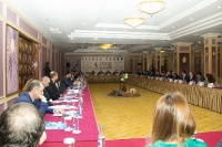 Caspian Ambassadors Club's traditional round table held_66