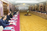 Caspian Ambassadors Club's traditional round table held_67